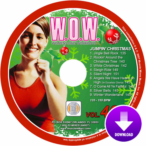 JUMPIN‰`CHRISTMAS-Digital