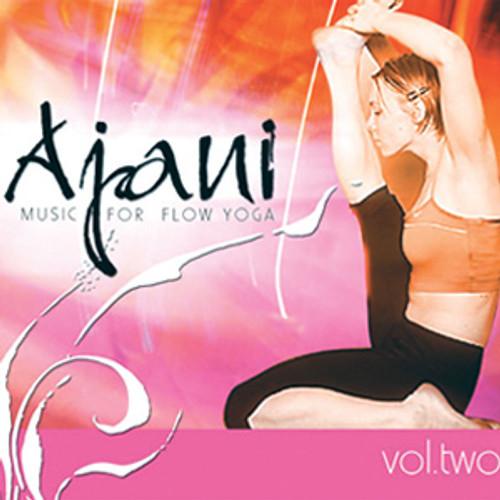 AJANI - Music for Flow Yoga Vol. 2-CD