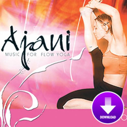 AJANI - Music for Flow Yoga Vol. 2-Digital Download