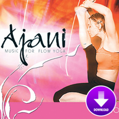 AJANI - Music for Flow Yoga Vol. 2-Digital