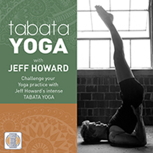 TABATA YOGA with Jeff Howard - CD