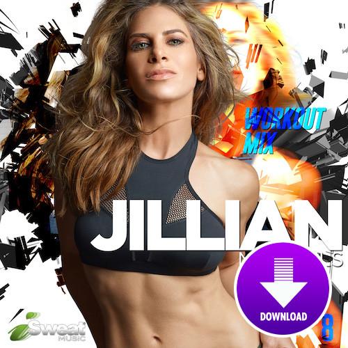 Jillian Michaels Workout Mix, vol. 8 - Digital