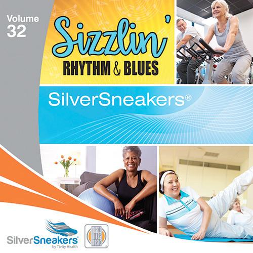 SIZZLIN' RHYTHM & BLUES,  SilverSneakers vol. 32