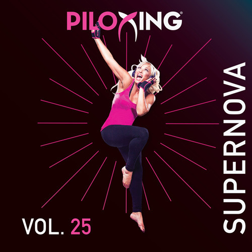 PILOXING, Vol. 25 -  Supernova - CD