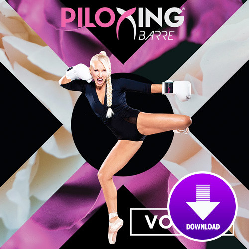 PILOXING BARRE, Barre Music Vol 10 - Digital