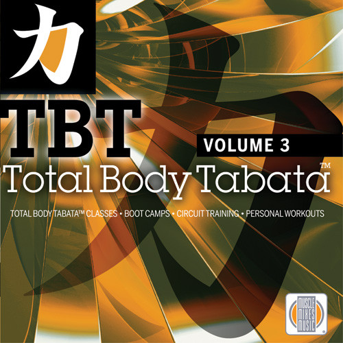 Total Body Tabata - Volume 3-CD