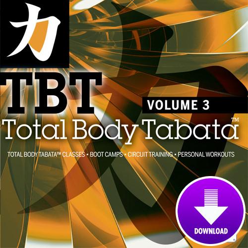 Total Body Tabata - Volume 3-Digital Download
