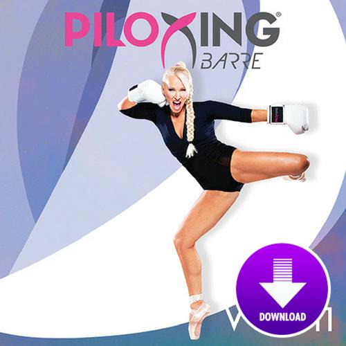 PILOXING BARRE, Barre Music Vol 11 - Digital Download