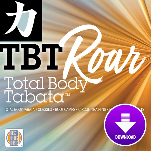 Total Body Tabata - Roar - Digital