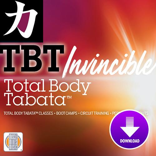 Total Body Tabata - Invincible - Digital Download