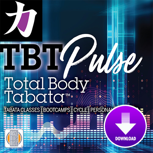 Total Body Tabata - Pulse - Digital Download