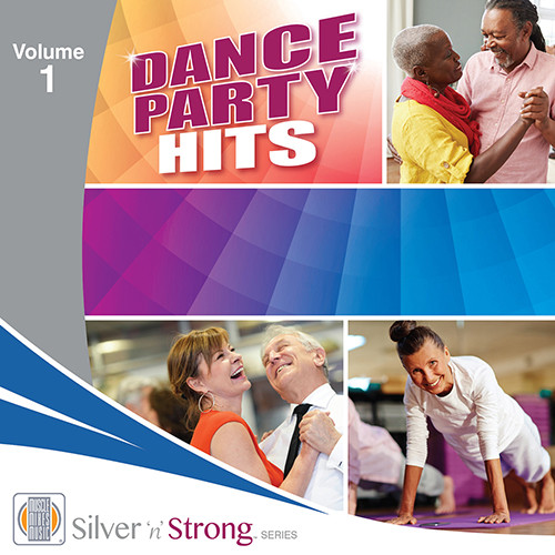 Silver 'n' Strong - Dance Party Hits - CD