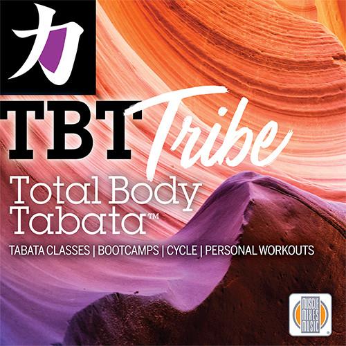 Total Body Tabata - Tribe - CD