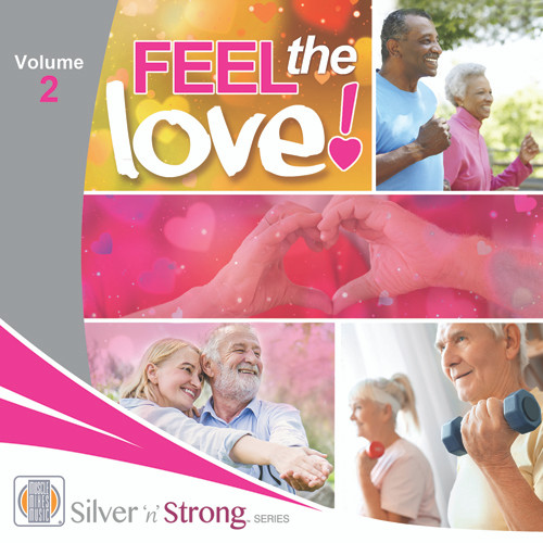 Silver 'n' Strong - Feel The Love - CD