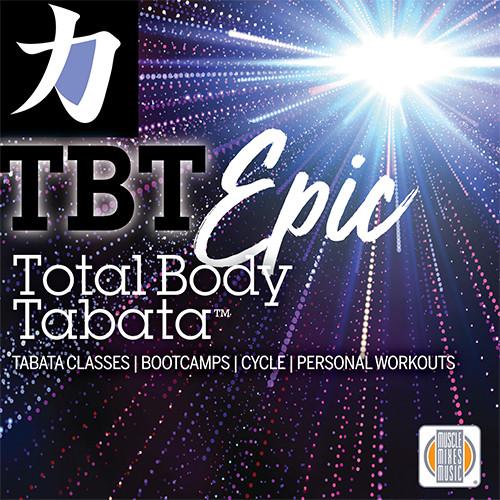 Total Body Tabata - EPIC - CD