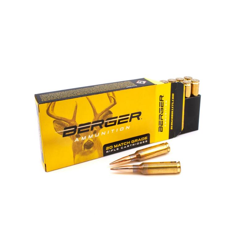 Berger Ammunition 6.5 Creedmoor 156 EOL Elite Hunter