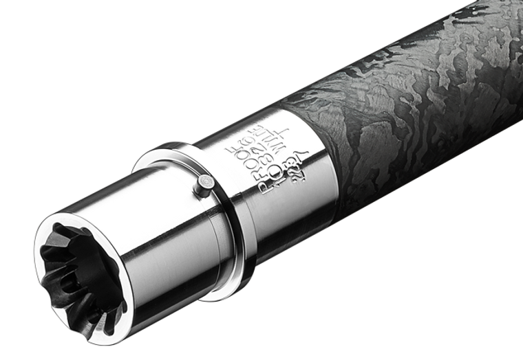 "Proof Research AR15 Carbon Fiber Barrel 224 Valkyrie 18"" 1:7 Twist Rifle Gas"