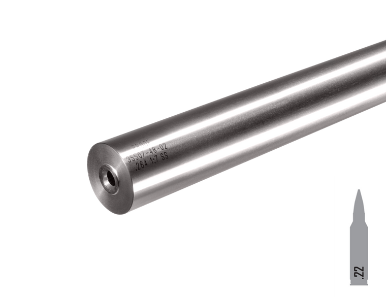 """Proof Research Barrels - Proof Stainless Steel Barrel .224 28"""" 1:7 Competition"""