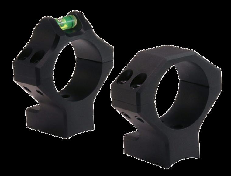 Hawkins Precision Long-Range Hybrid Rings 30mm High for Stiller and Lone Peak Short Action