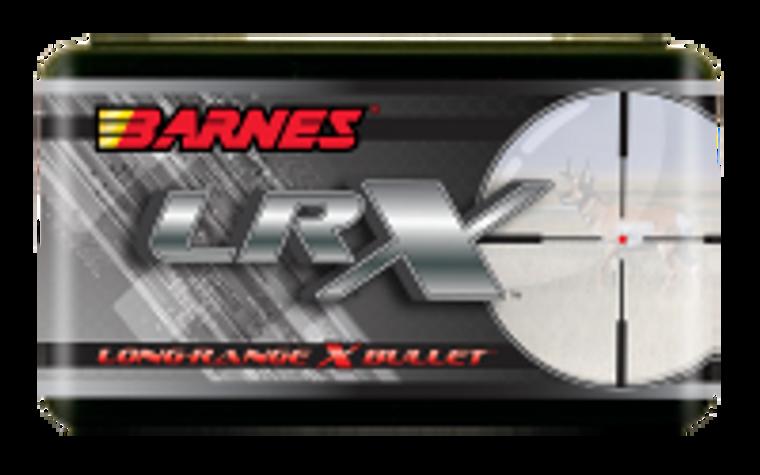 Barnes .308 Cal 208 Grain LRX (50 Ct)
