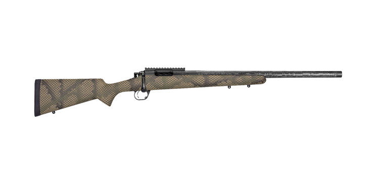 Proof Research Glacier Ti 28 Nosler in Tactical FDE