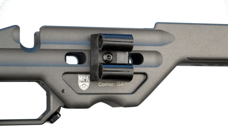MPA BA Competition Chassis Remington Inlet LA Tungsten