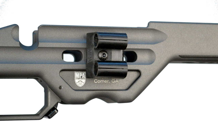 MPA BA Competition Chassis Remington Inlet SA Tungsten