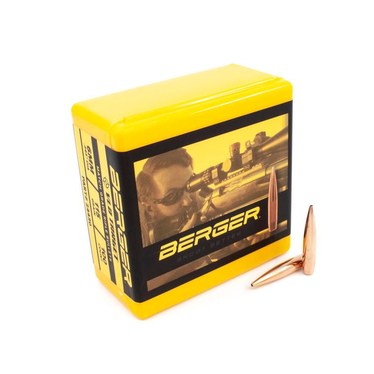 Berger 6 mm 115 Grain VLD Target