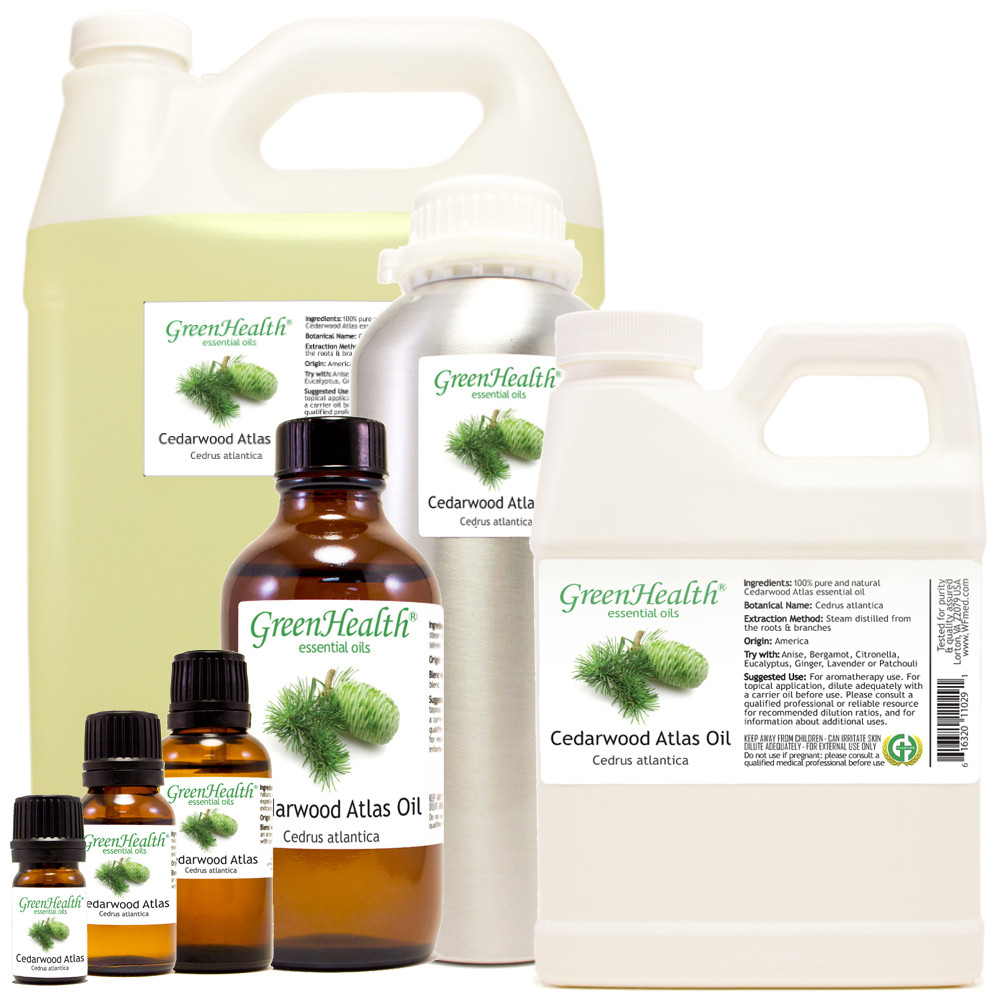 Cedarwood Atlas oil Cedrus atlantica 5ml, 10ml, 15ml, 30ml, 2oz, 4oz, 8oz, 16oz and 32oz