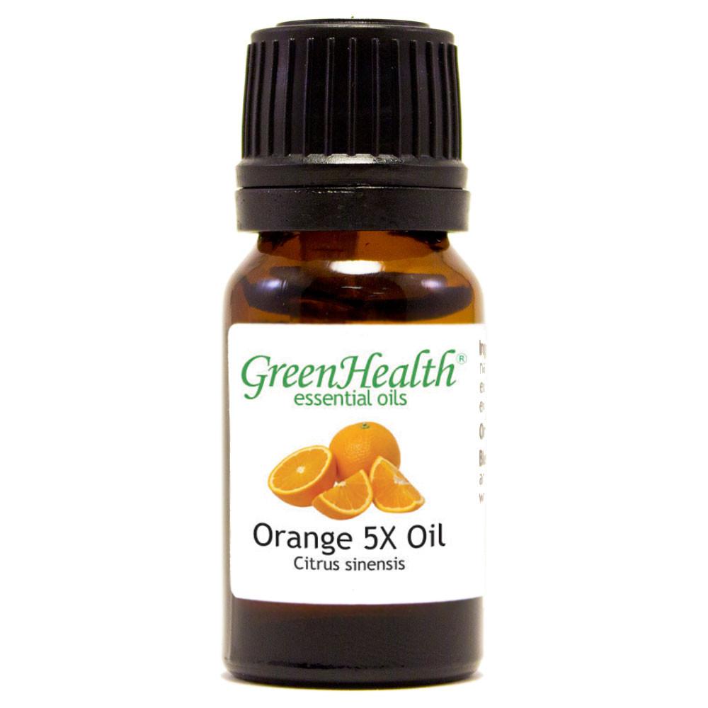 Orange 5X Oil
