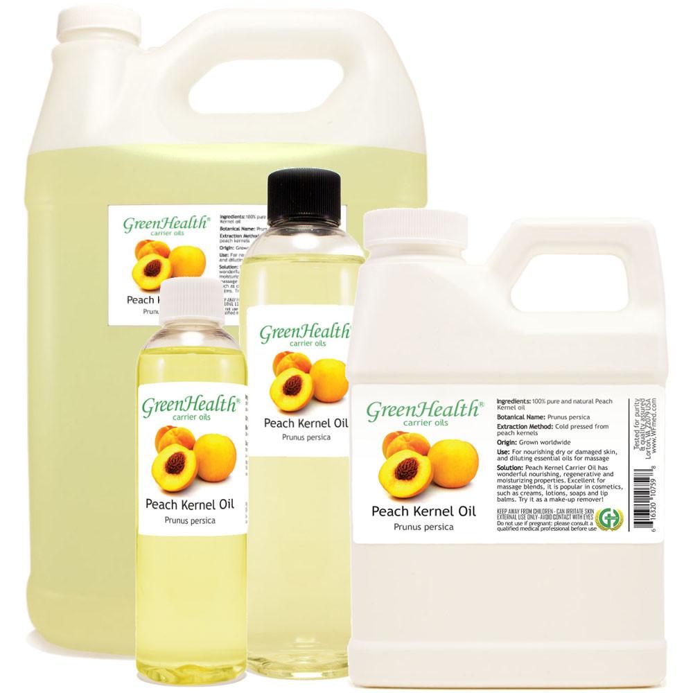 Peach Kernel Oil 1oz 2oz 4oz 8oz 16oz 32oz