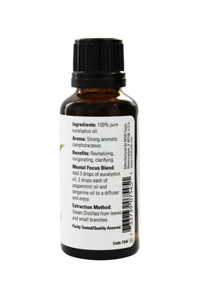 Eucalyptus Essential Oil - 1 oz