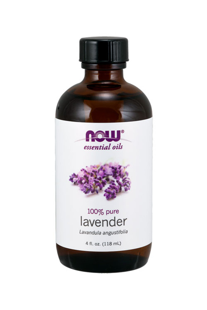 Now Foods Lavender oil 4oz 100% pure essential oil