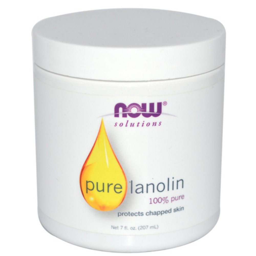 NOW Foods - Pure Lanolin, 7 oz
