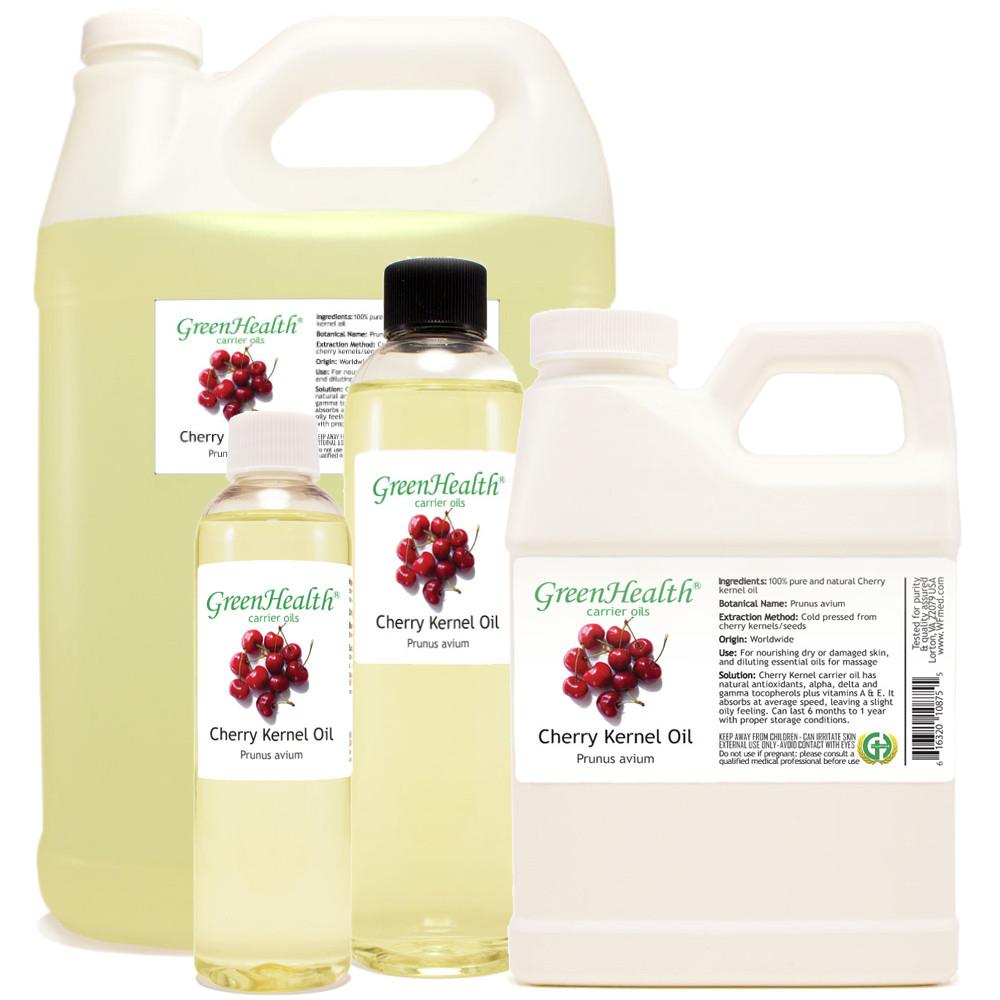 Cherry kernel oil 1oz 2oz 4oz 8oz 16oz 32oz