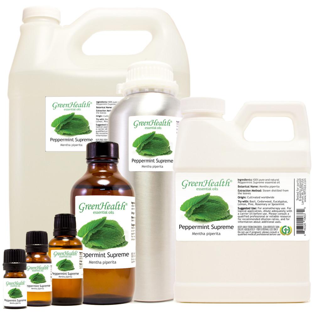 100% Pure high quality peppermint oil Mentha piperita