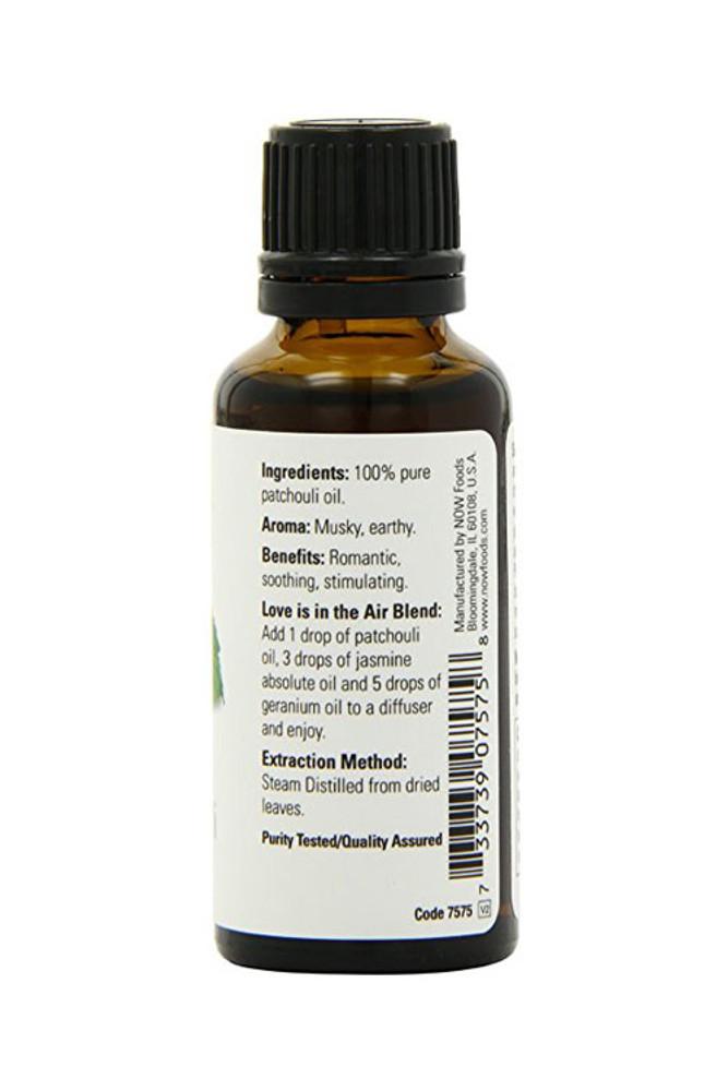 Patchouli Oil - 1 oz