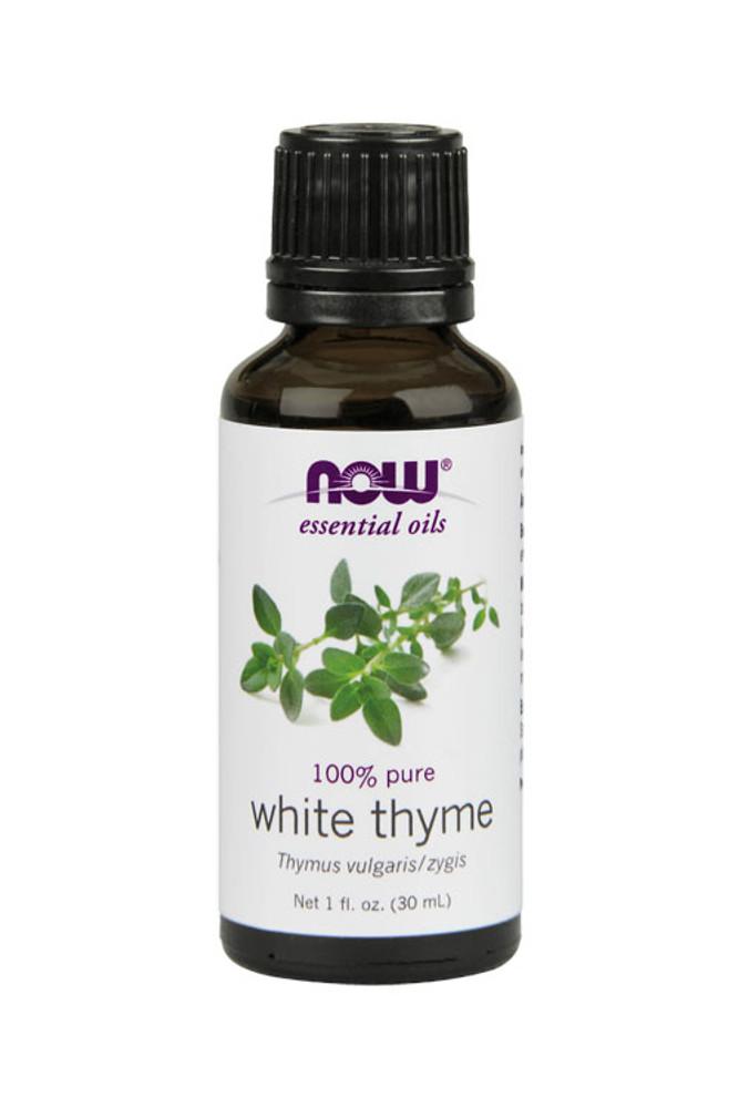 Now Foods White Thyme oil 1oz