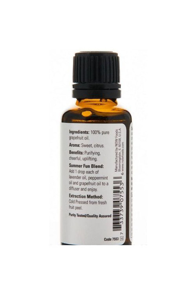Grapefruit Essential Oil - 1 oz