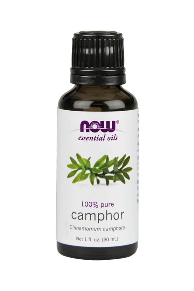 Now Foods Camphor oil 1oz 100% pure essential oil