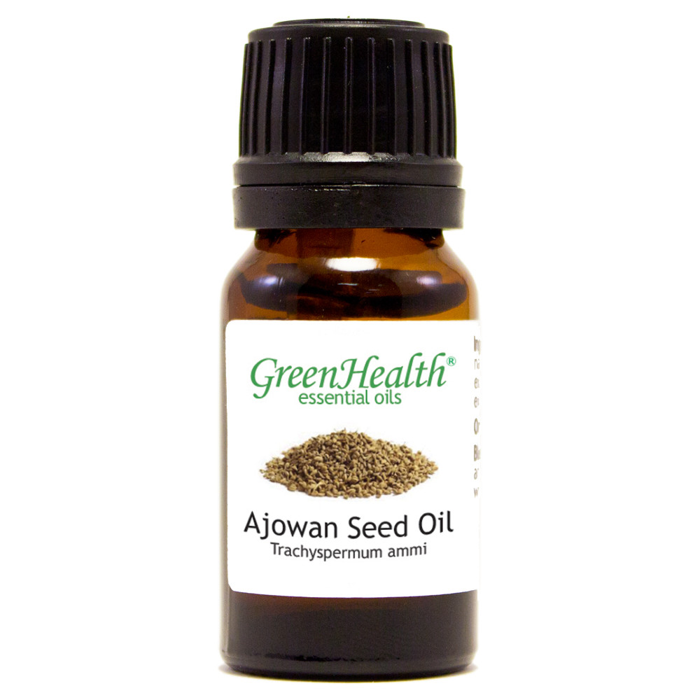 10ml ajowan seed essential oil