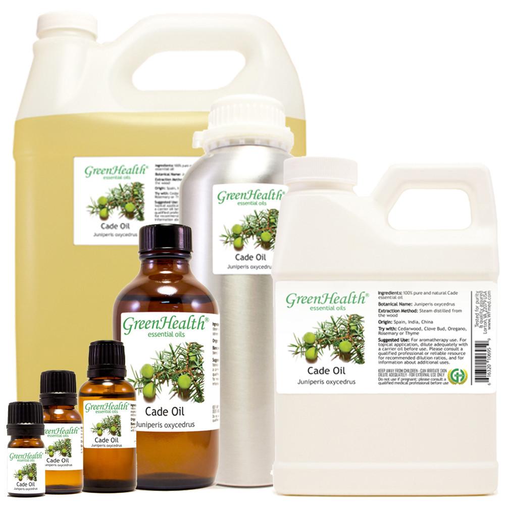 cade essential oil Juniperus oxycedrus
