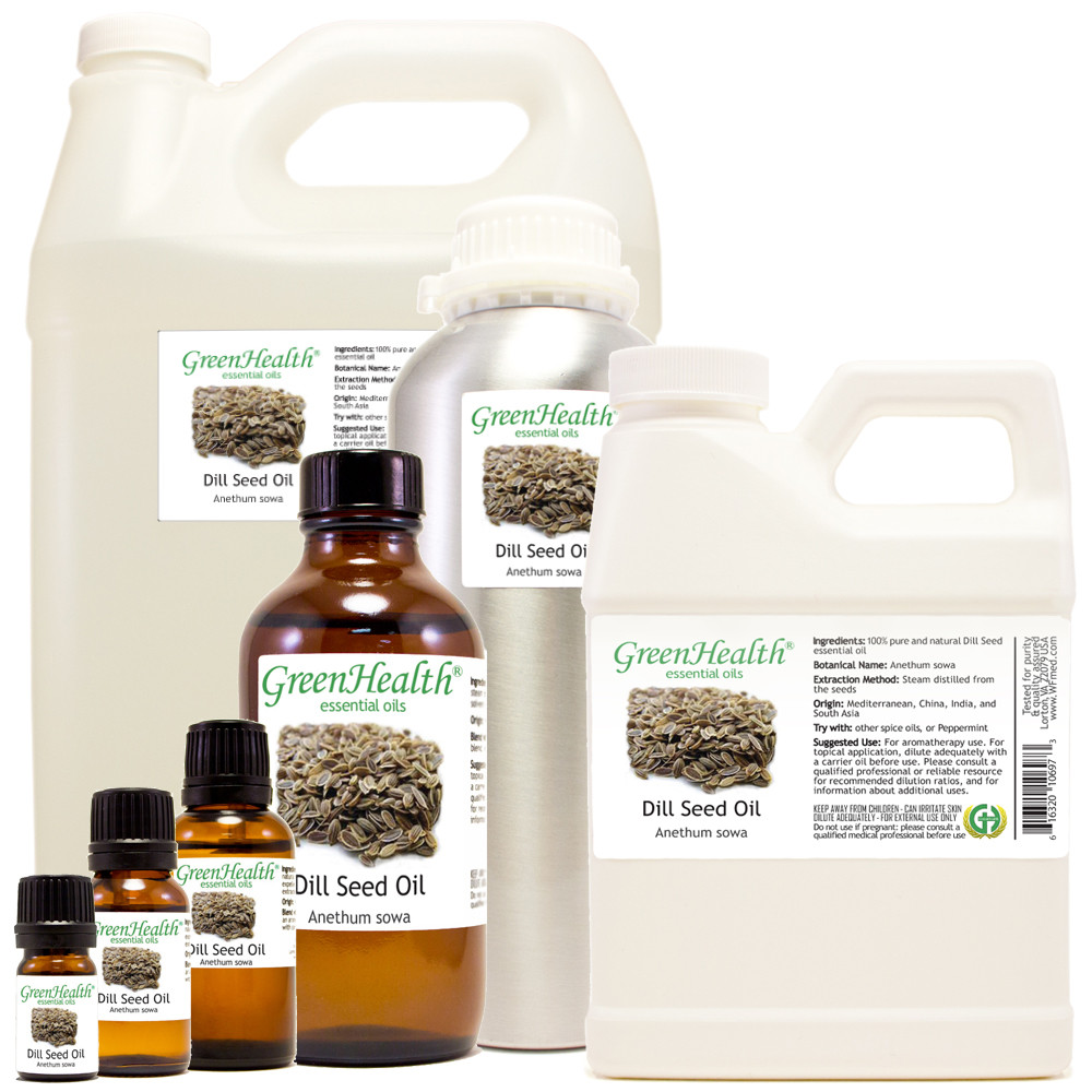 Dill Seed Essential oil 5ml 10ml 15ml 1oz 2oz 4oz 8oz 16oz 32oz