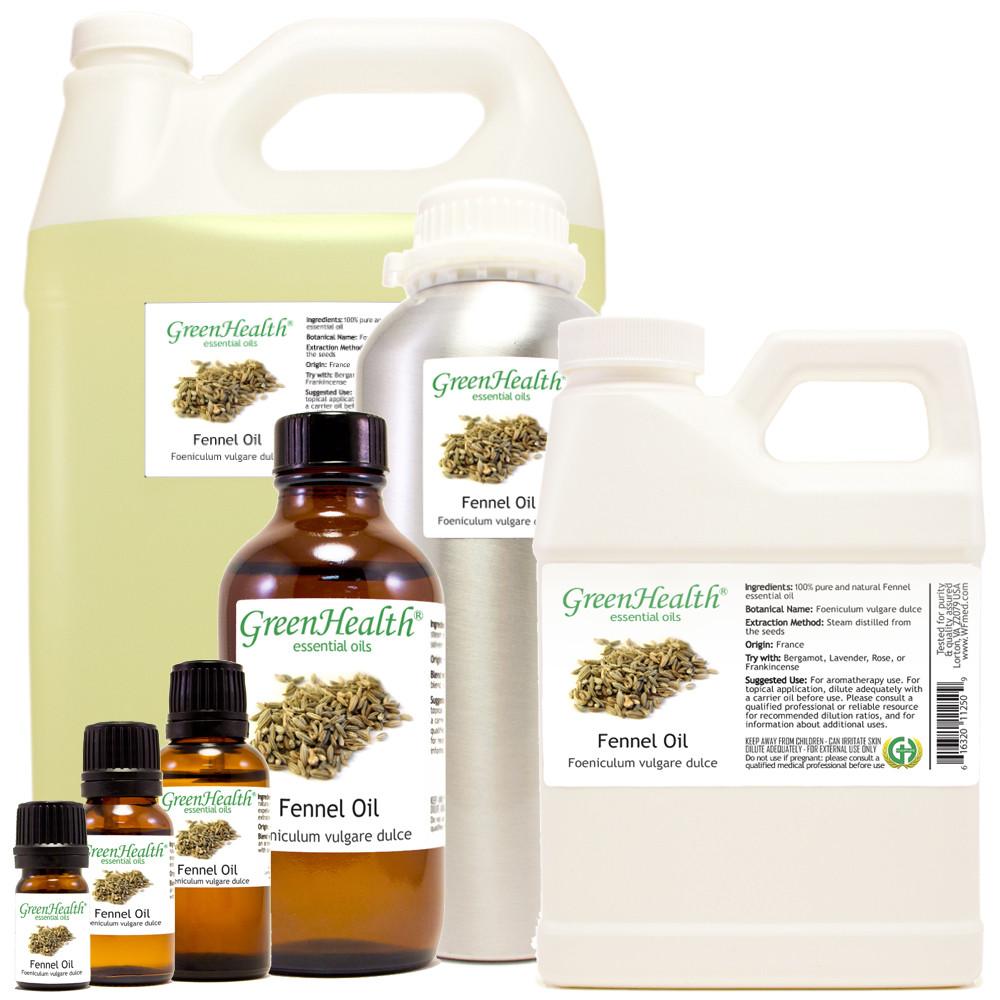 Fennel oil Foeniculum vulgare dulce
