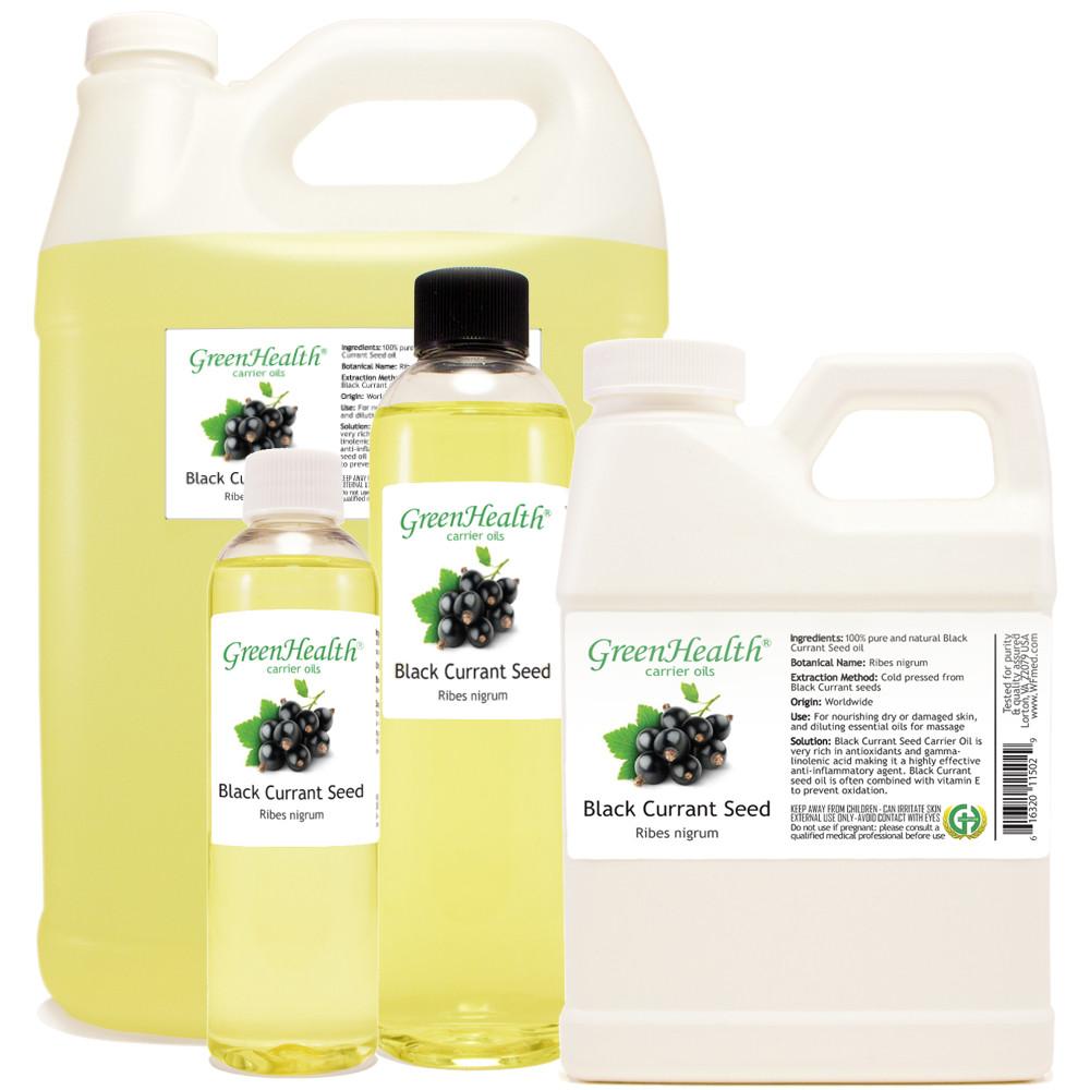 Black Currant Seed oil 1oz 2oz 4oz 8oz 16oz 32oz