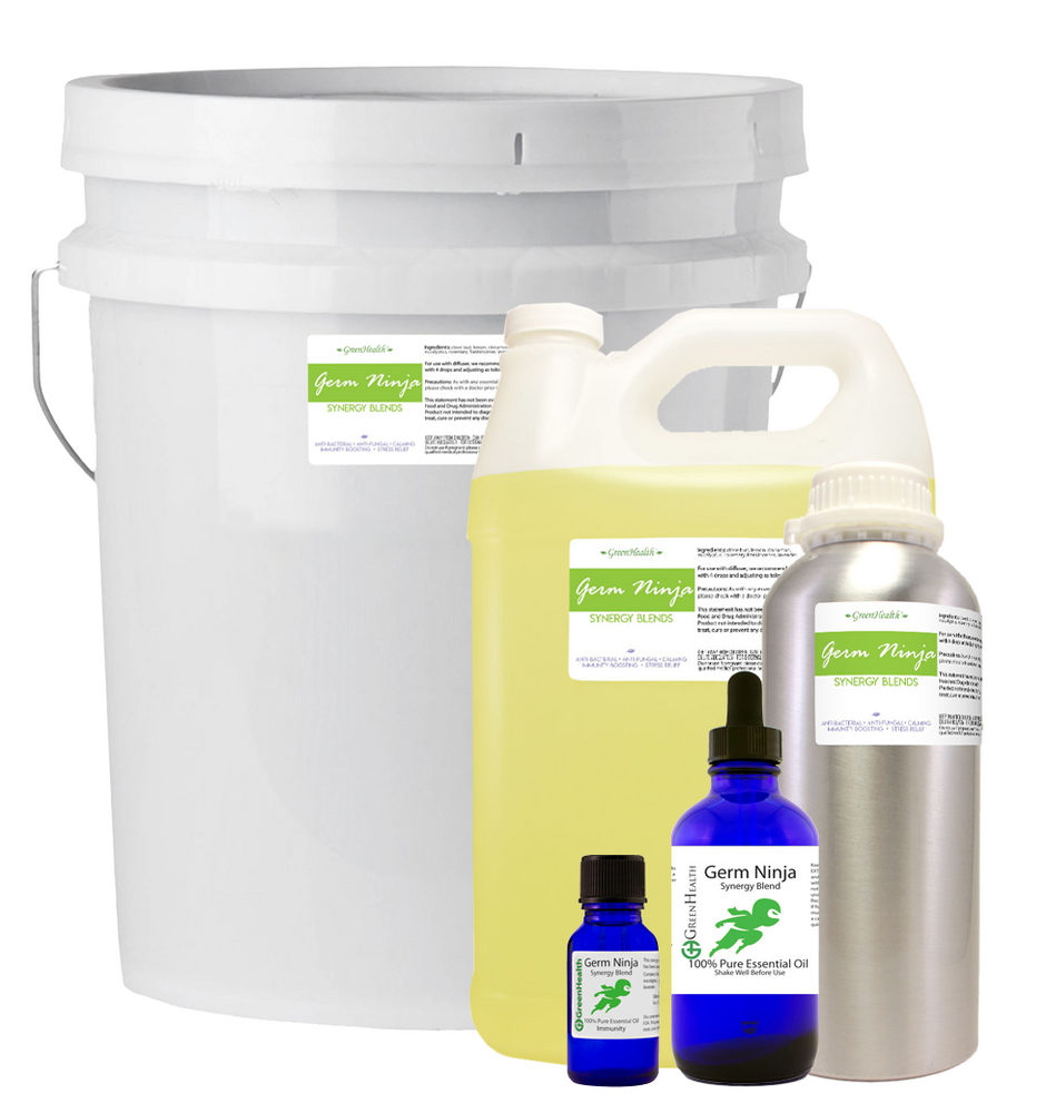 GreenHealth Synergy Blends Germ Ninja (Immunity) - Compare to 'Thieves Oil'