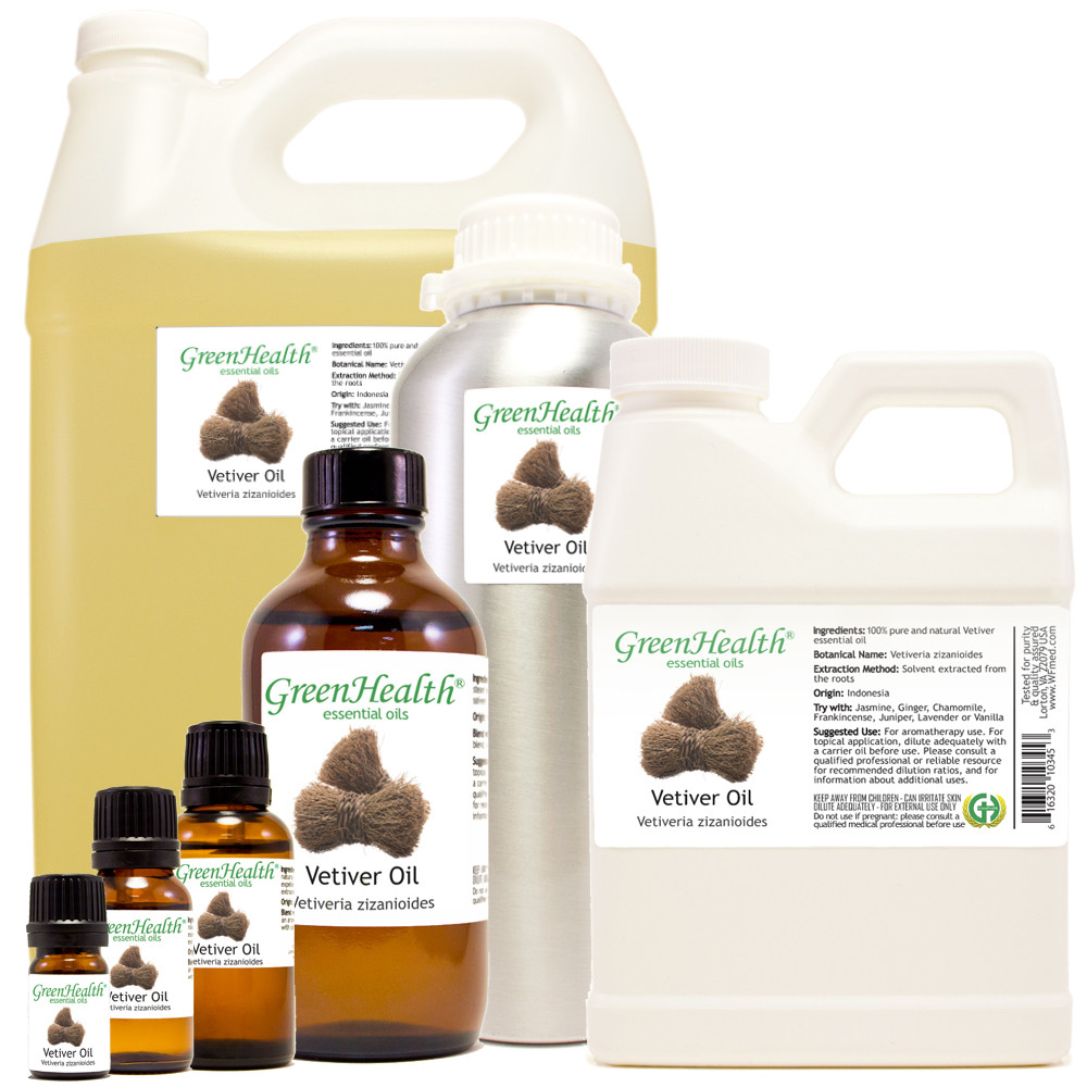 vetiver oil vetiveria zizaniodoides