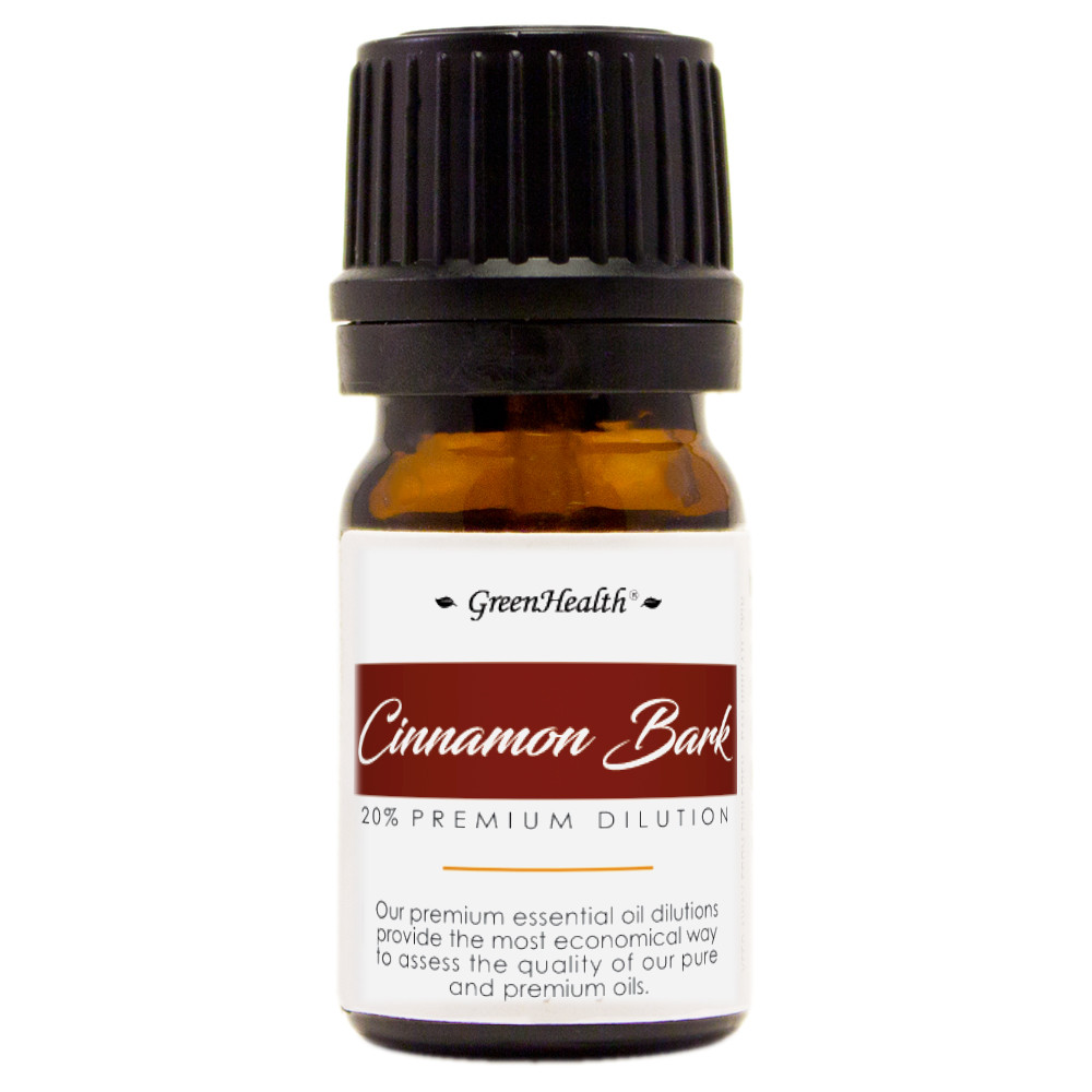 5 ml Cinnamon Bark 20%