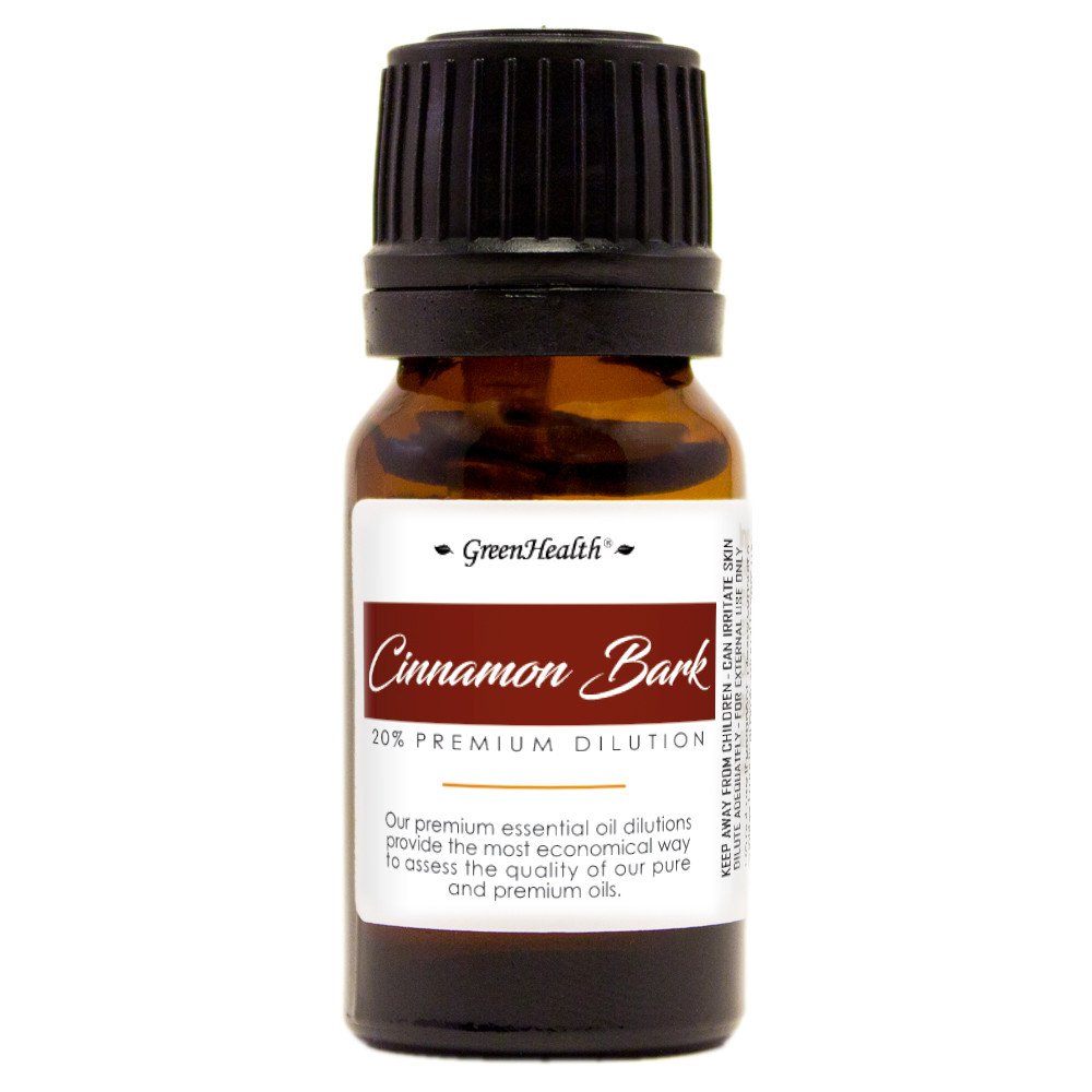10 ml Cinnamon Bark 20%