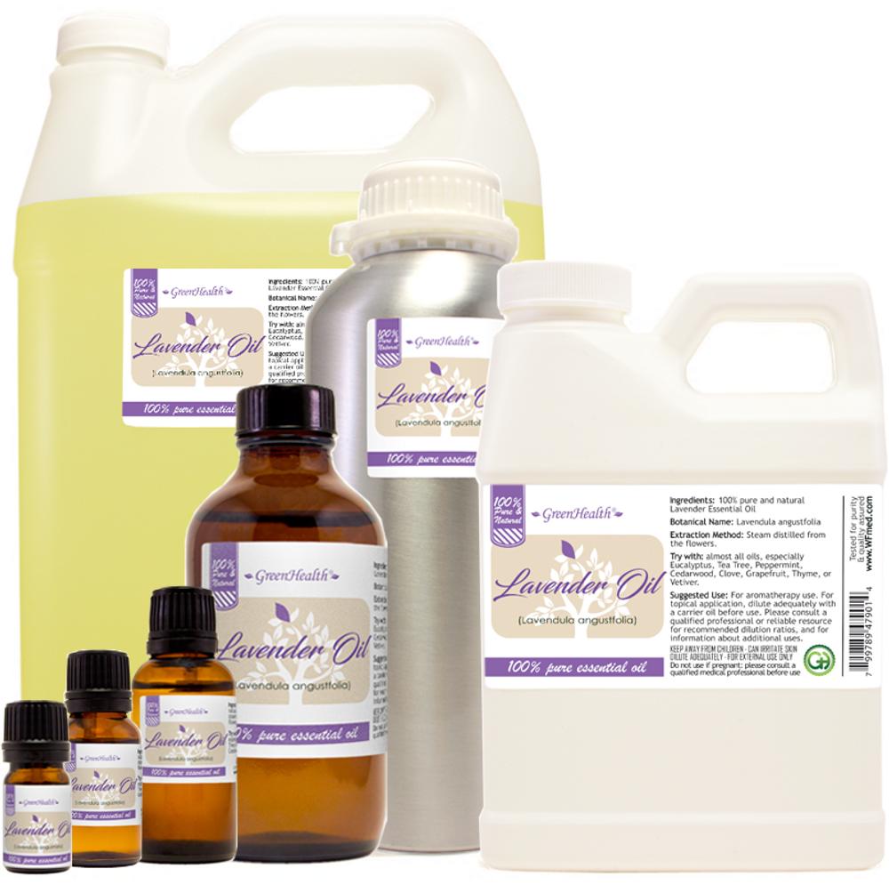 Bulgarian Lavender Essential Oil - 100% Pure & Natural